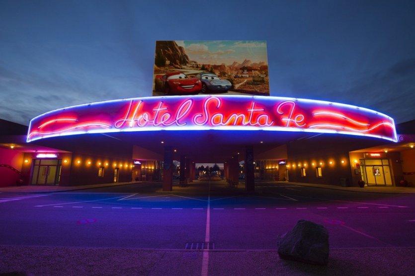 Disney's Hotel Santa Fe - © DR