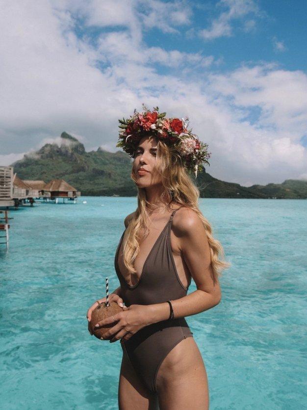 - © Meryl Denis à Tahiti