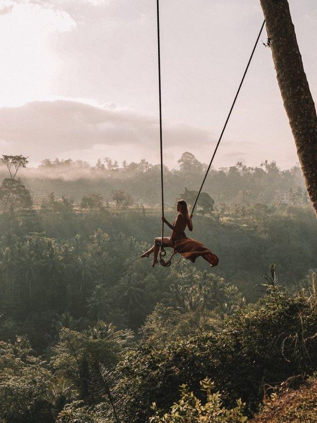 Meryl Denis à Bali - © Meryl Denis