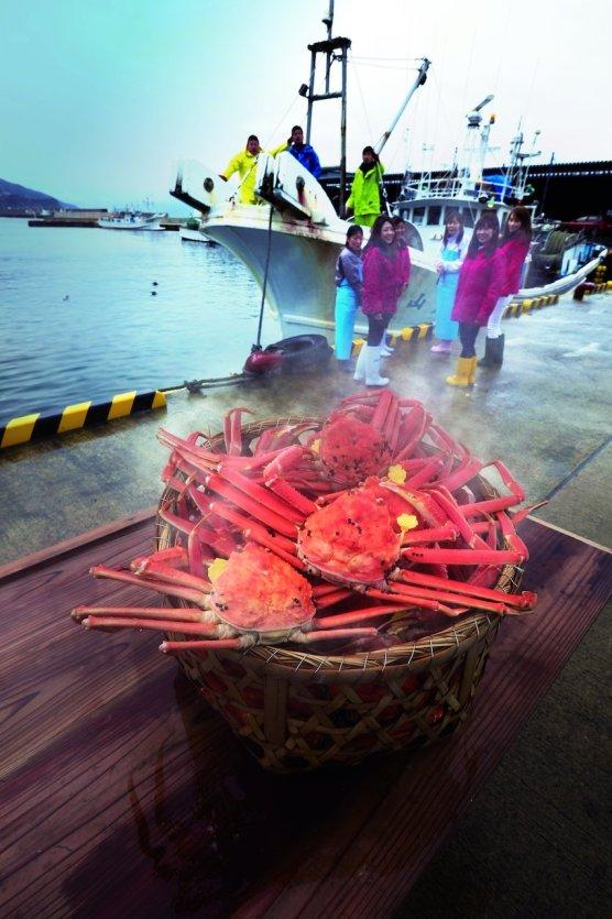 Crabe d'Echizen - © Fukui Prefectural Tourism Federation