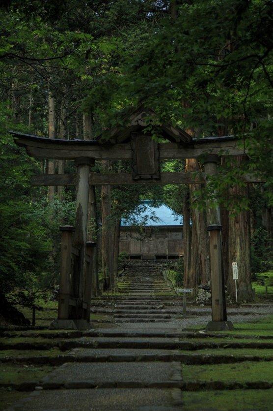 Temple Heisenji Sanctuaire Hakusan - © Fukui Prefectural Tourism Federation