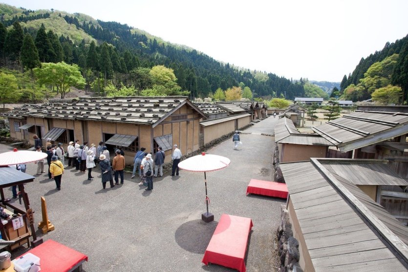 Ruines du clan Ichijodani Asakura - © Fukui Prefectural Tourism Federation