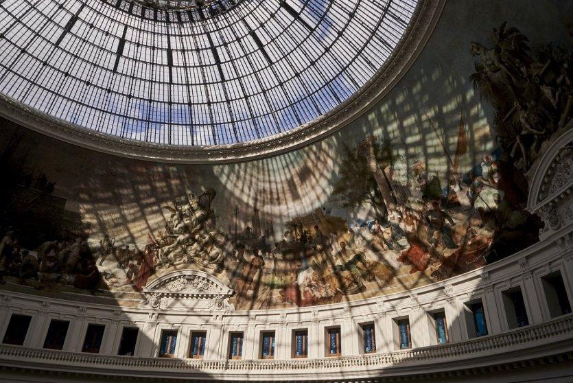 - © Courtesy Bourse de Commerce - Pinault Collection - Maxime Tétard