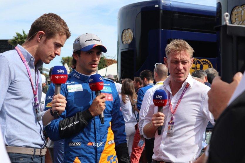 Grand Prix de France - Carlos Sainz Jr - © Laurent BOSCHERO
