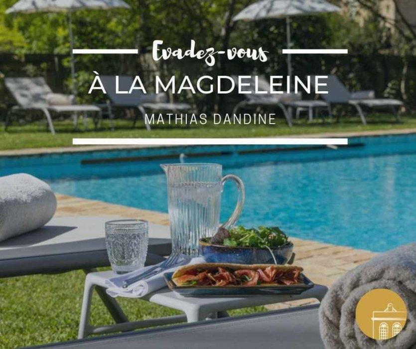 - © RELAIS DE LA MAGDELEINE