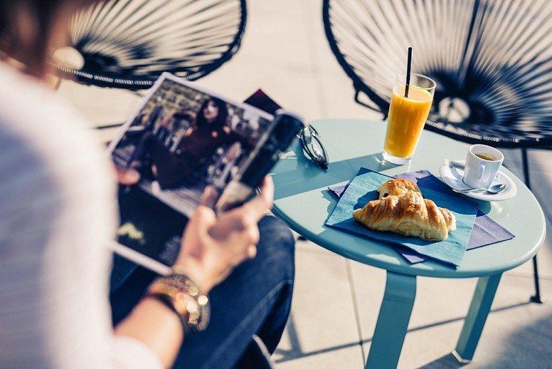 Petit déjeuner à l'hôtel Mercure Nice Centre Notre-Dame - © DR