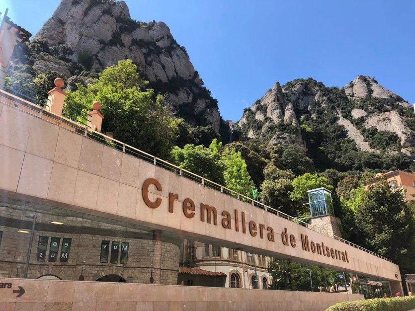 Gare Cremallera de Montserrat - © FGC