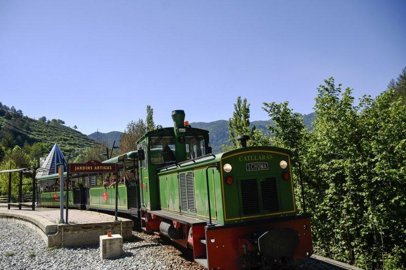 Tren del Ciment - © Oriol Molas - FGC