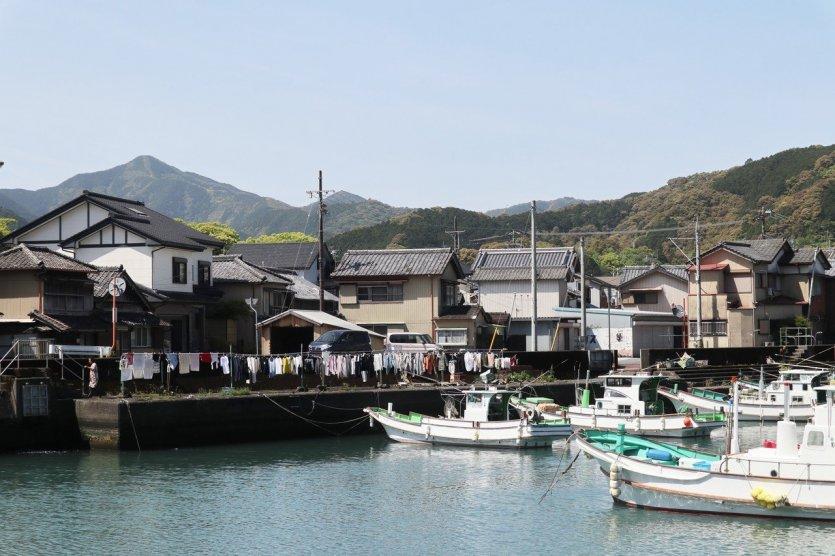 Le port de Kure - © Nakatosa