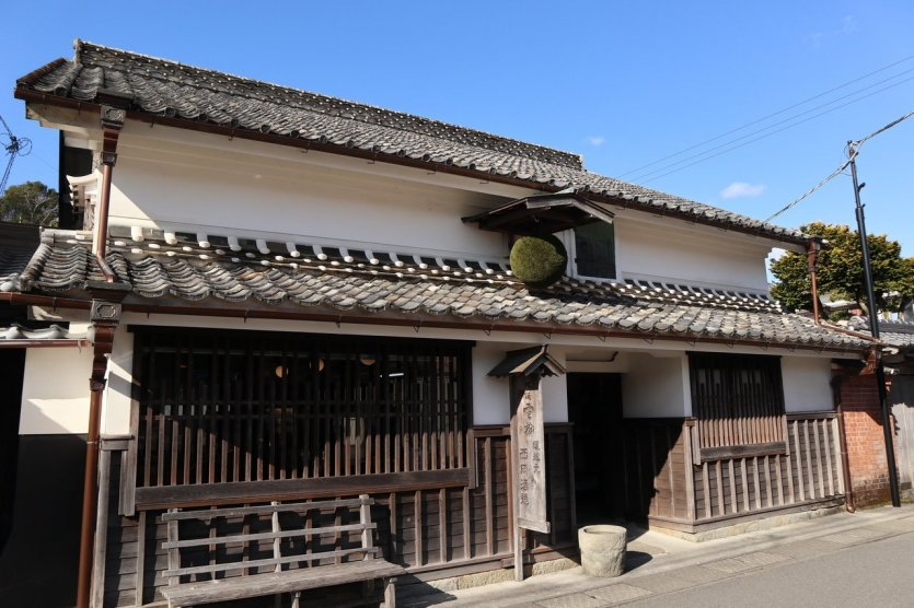 Nishioka Syuzo, brasserie du saké. - © Nakatosa