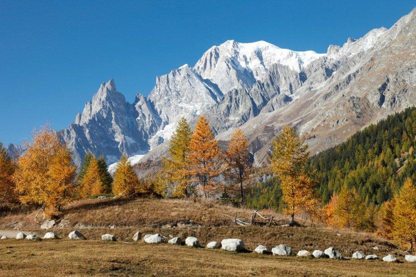 Val Ferret e Monte Bianco - © Enrico Romanzi
