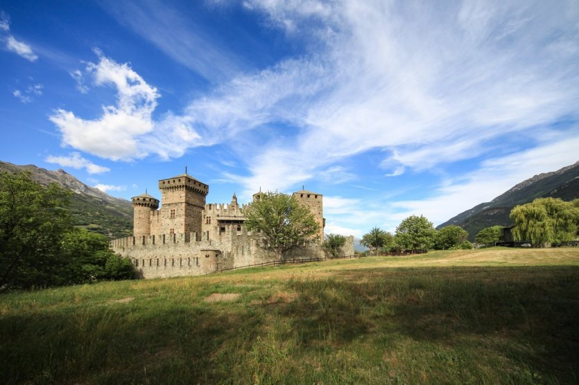 Castello di Fénis - © Vallée d'Aoste Tourisme
