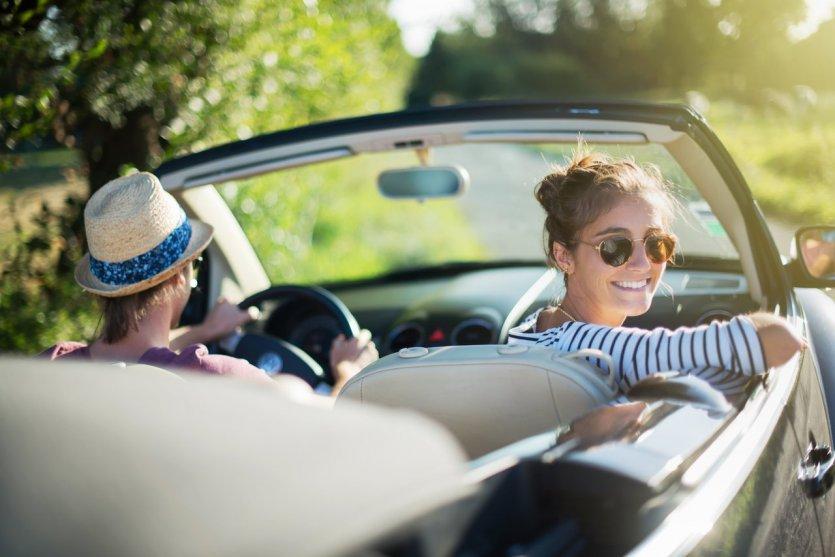 Road trip en amoureux - © Jack Frog - Shutterstock.Com