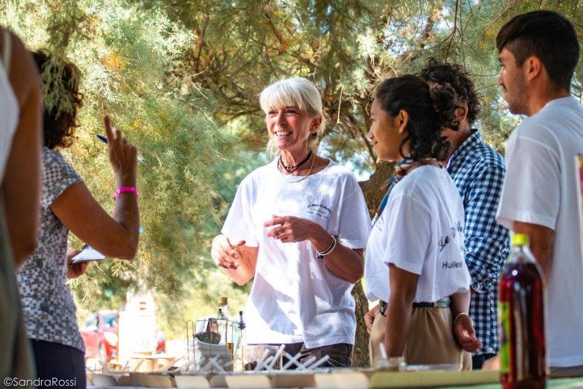 Visite de l'oliveraie et tapenade challenge - Mas-d-Antonin - © Grand Narbonne Tourisme
