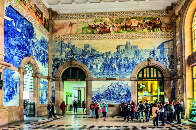 Gare de São Bento - © Kiev.Victor - Shutterstock.com