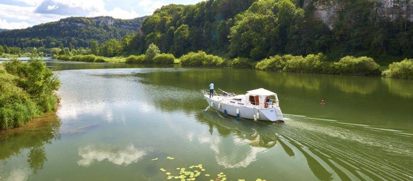 Canal du Rhône au Rhin. - © VNF-Damien Lachas