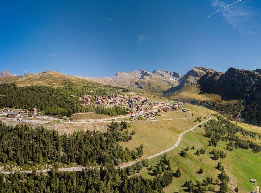 Vue sur La Rosière - © © Alessandro Visigalli - Shutterstock.com