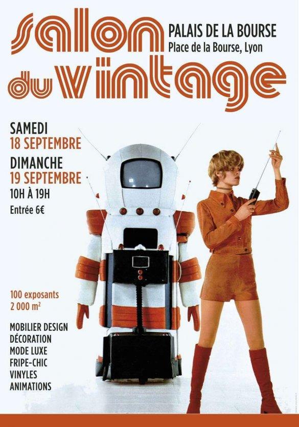 - © Salon du Vintage