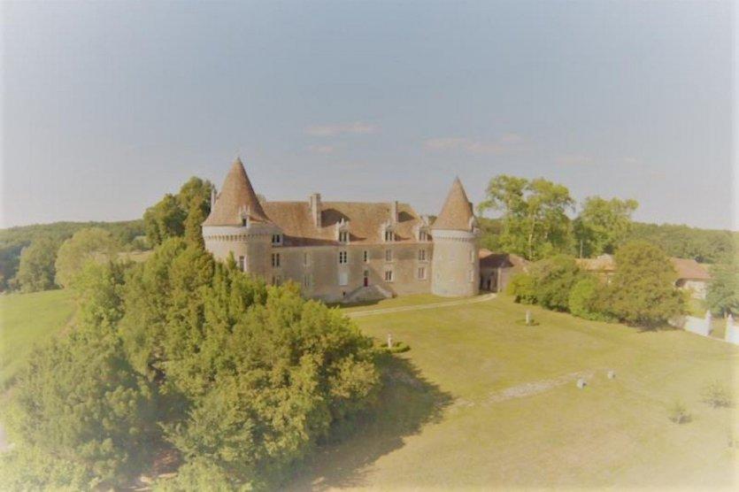 Le château de Beauvais, près de Nontron. - © Château de Beauvais
