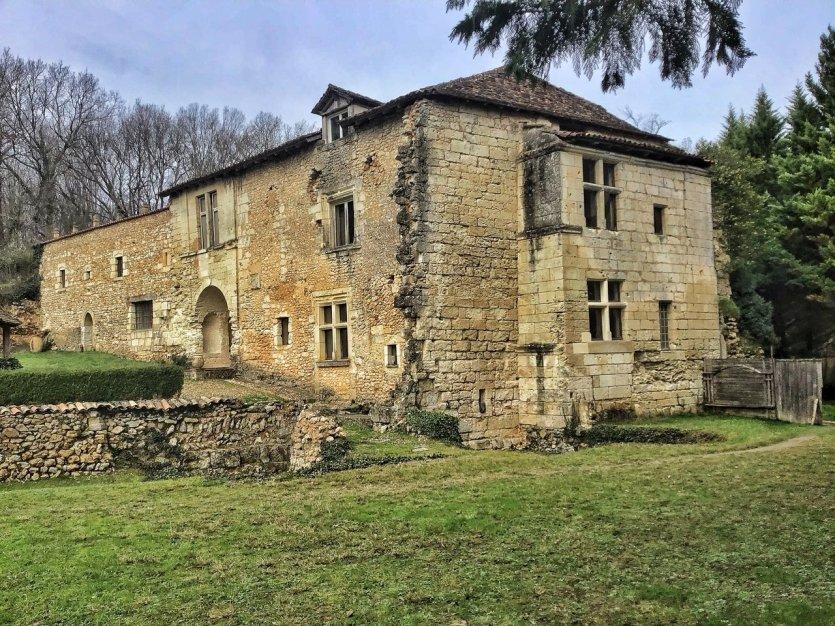 Le château de Fratteau - © Hervé LOUBET