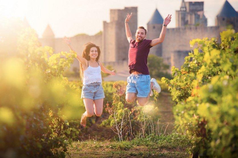 Oenotourisme Grand Carcassonne - © Vincent Photographie