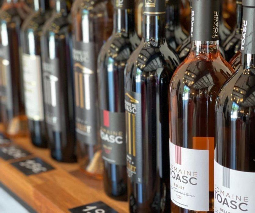 Les vins du château de Crémat - © Isabelle DREZEN