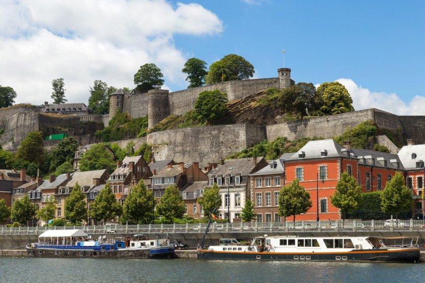 Le château de Namur - © © Vaflya - Shutterstock.com