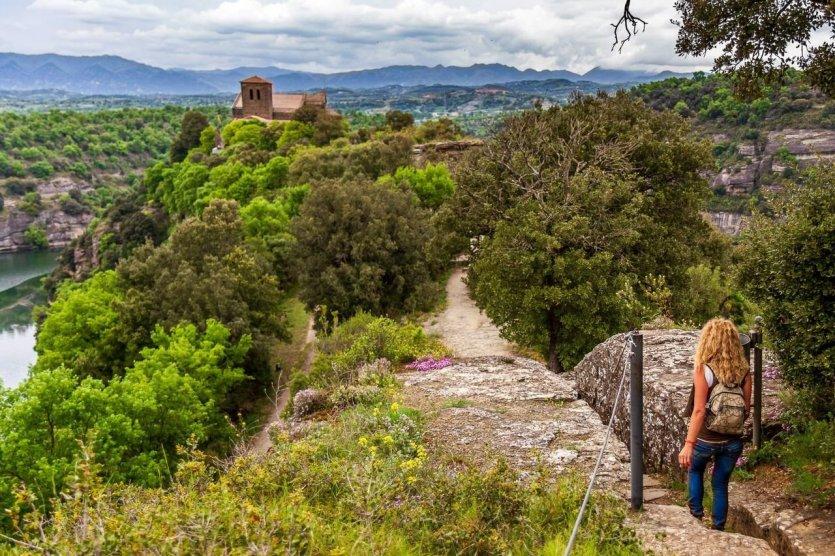 Monestir de Sant Pere de Casserres-Les Masies de Roda de Ter. - © Osona Turisme baixa