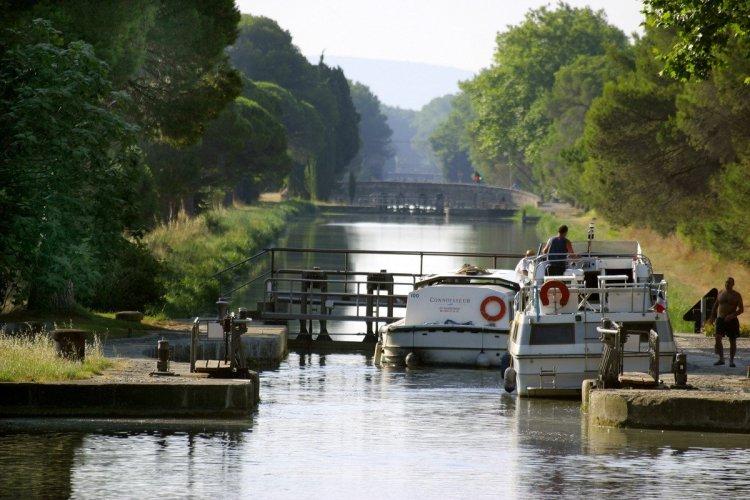 Canal de la Jonction - © Deschamps