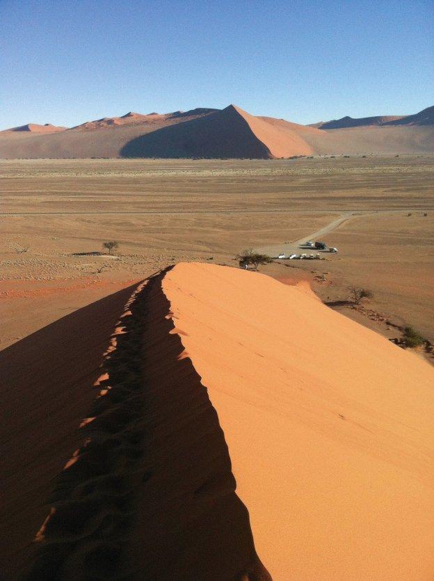 dunes du Namib - © Camille ESMIEU