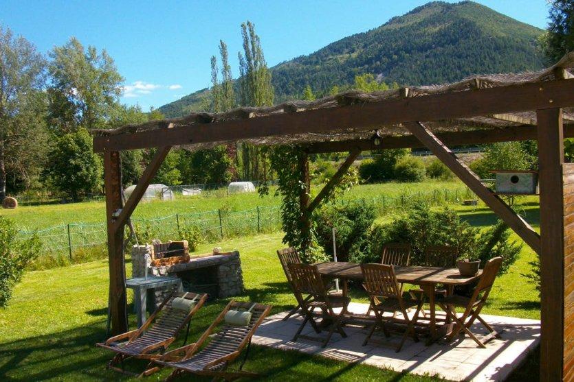 Viens Camper Dans Mon Jardin France