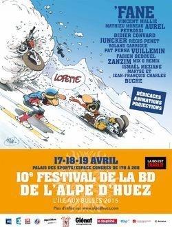 - © Festival BD Alpe d'Huez