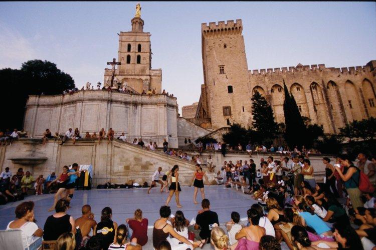 Festival d'Avignon - © VINCENT FORMICA