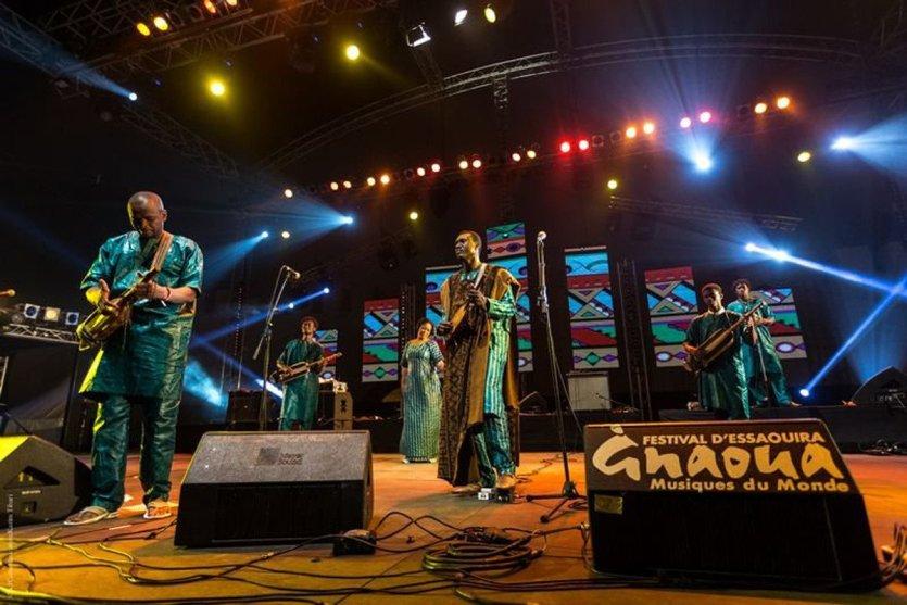 - © Bassekou_Kouyate__Ngoni_Ba - Festival Gnaoua et Musiques du Monde