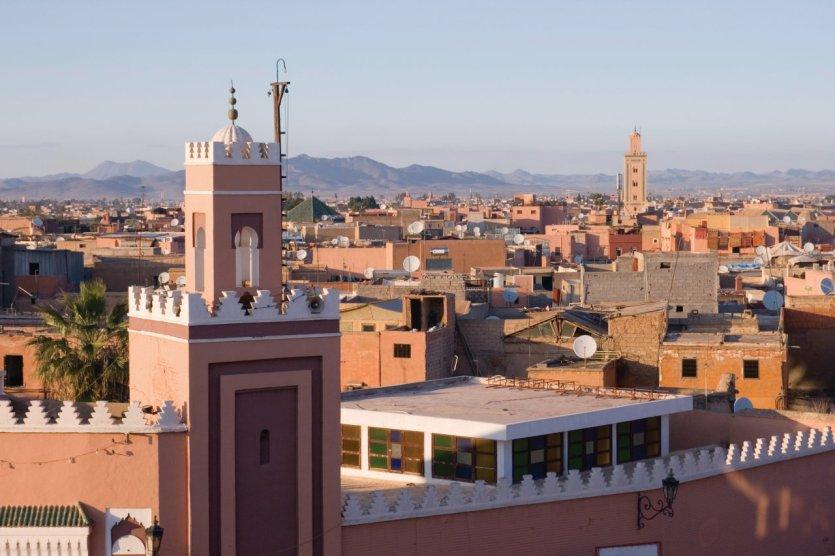 Les remparts de Marrakech. - © Jvdwolf