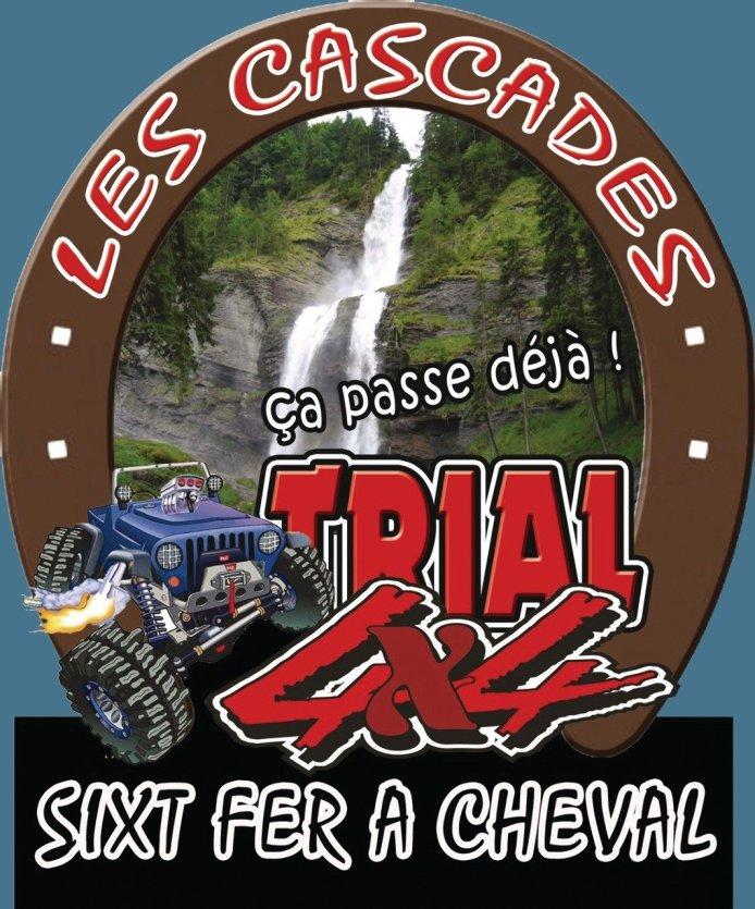 - © Les Cascades - Sixt Fer a Cheval