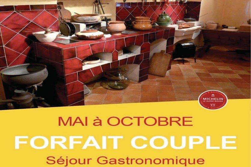 - © forfait gastronomie - VILLENEUVE-LOUBET