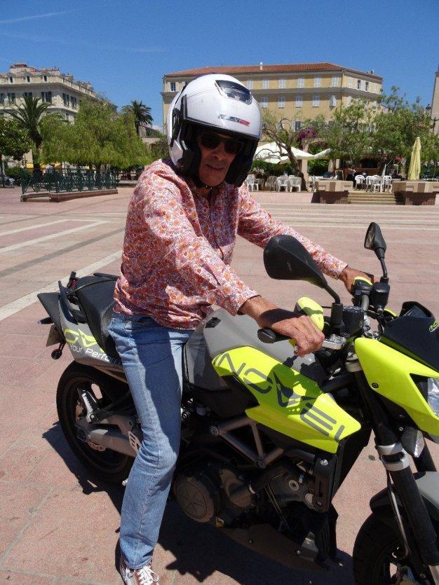 Quot Inoveli Quot La Poign 233 E Moto Et Scooter Made In Corsica