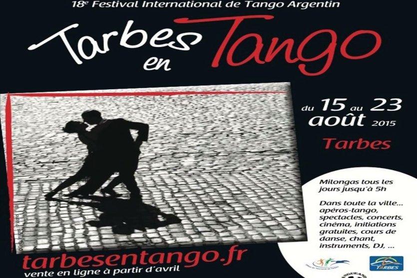 - © Festival International : TARBES EN TANGO