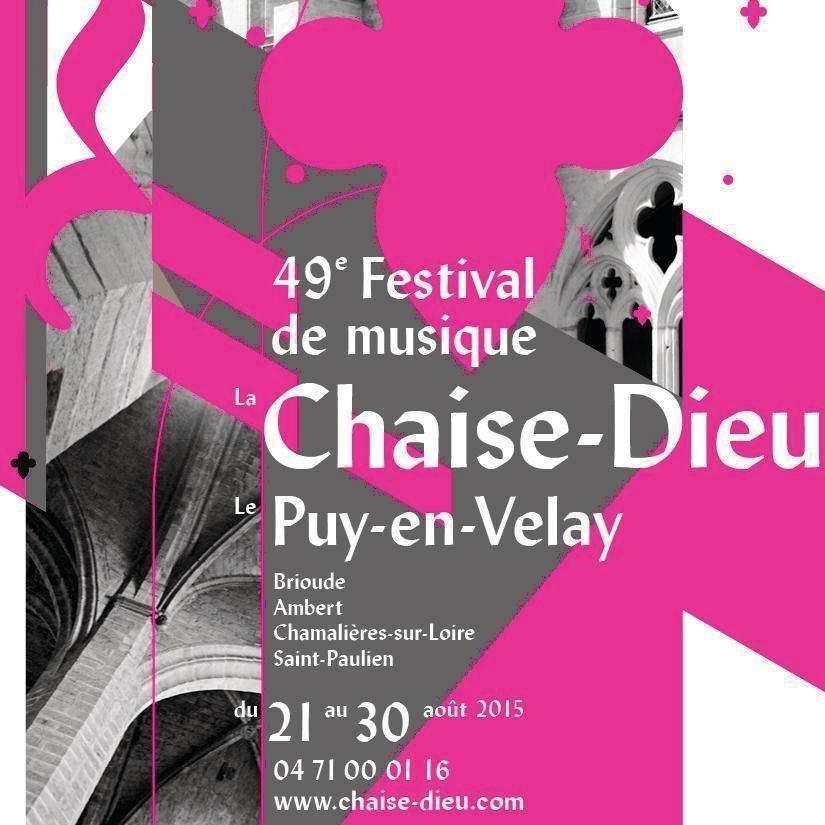- © Festival de la Chaise-Dieu
