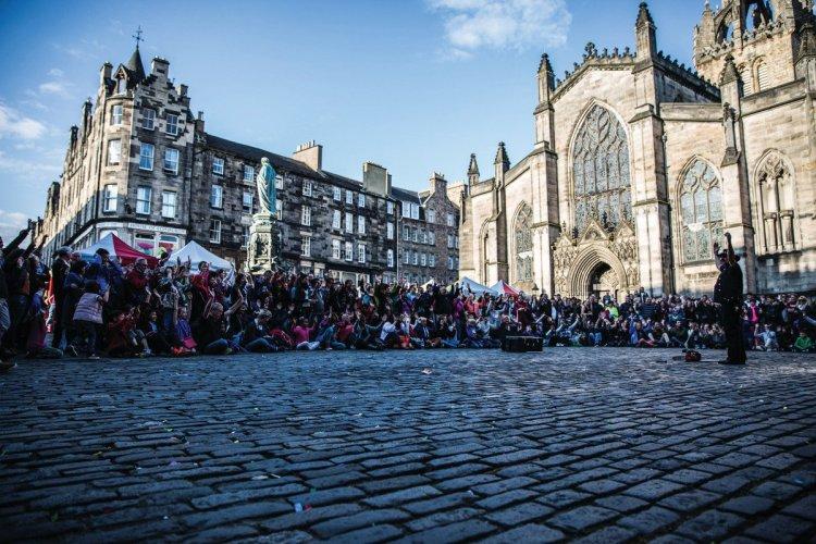 - © James Ratchford/Edinburgh Festival Fringe Society