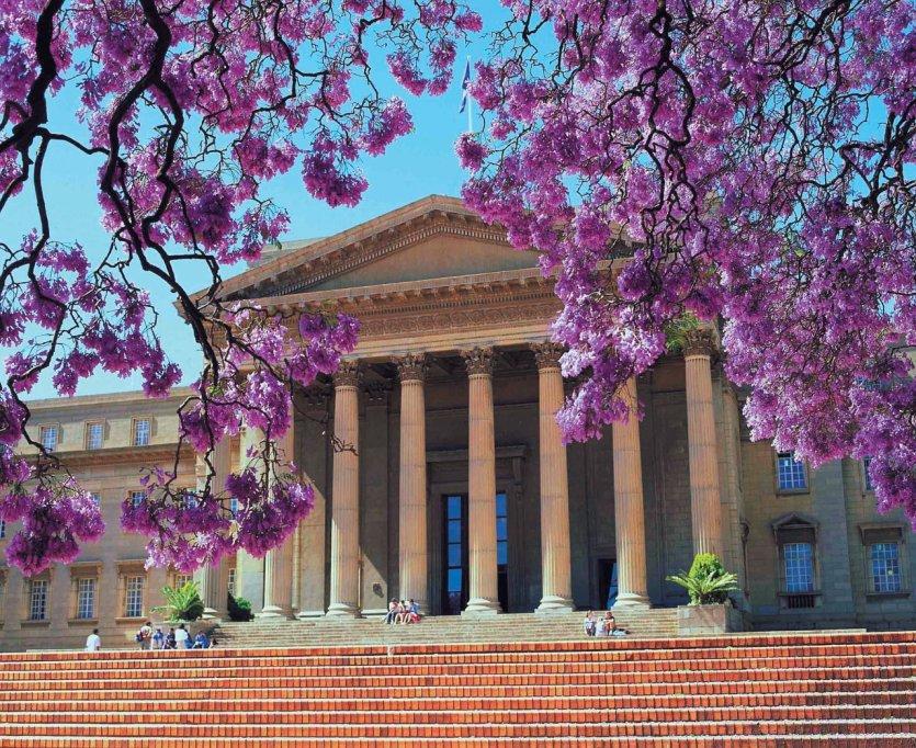 Université de Witwatersrand, Johannesburg - © South African Tourism