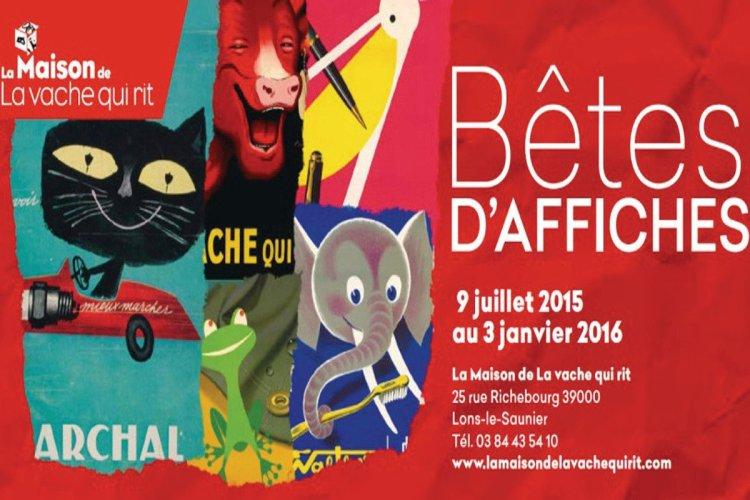 - © Exposition BÊTES D'AFFICHES