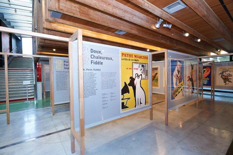 - © Exposition BÊTES D'AFFICHES - La Maison de La vache qui rit