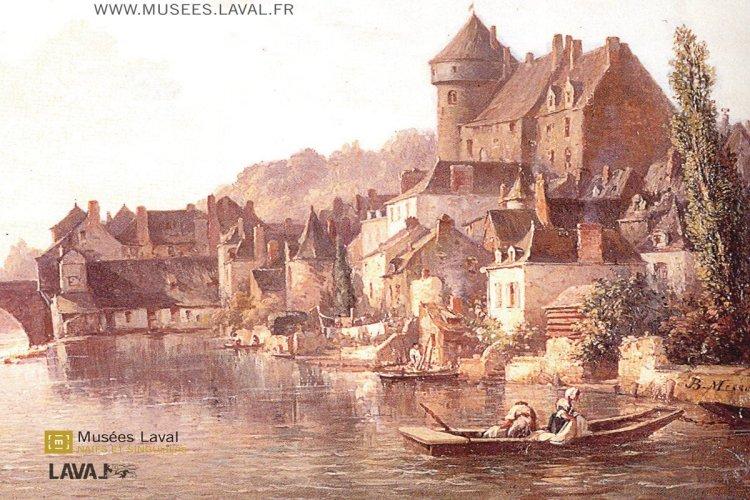 Jean-Baptiste Messager et les photographes du pittoresque - © 2015 Musées de Laval