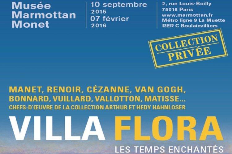 - © Villa Flora, au musée Marmottan Monet
