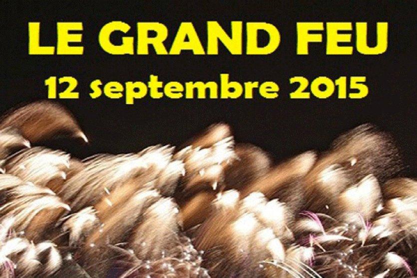 - © Le Grand Feu d'artifice de Saint-Cloud