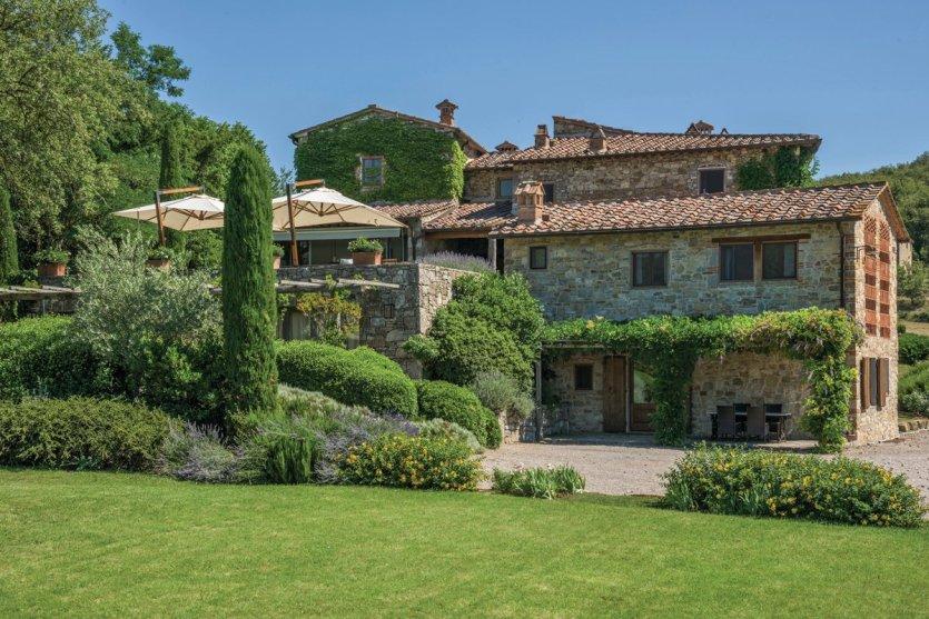 To toscane les plus belles villas de location en for Des belles villas