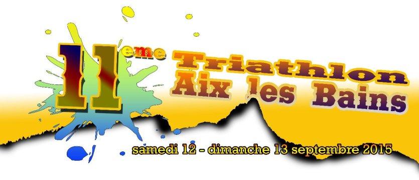 - © Triathlon d'Aix-les-Bains