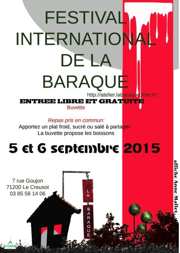 - © Festival International de la Baraque